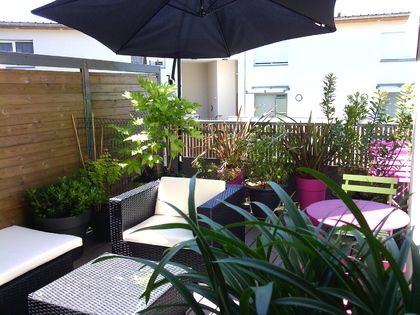 Paysagiste Irigny, terrasse